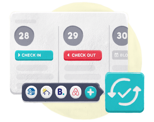 connect calendar to homeaway ical