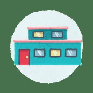 hostel website builder