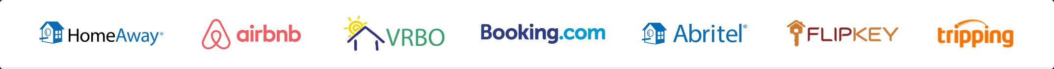 homeaway calendar booking.com airbnb vrbo abritel flipkey tripping