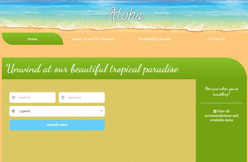vacation rental website plugin